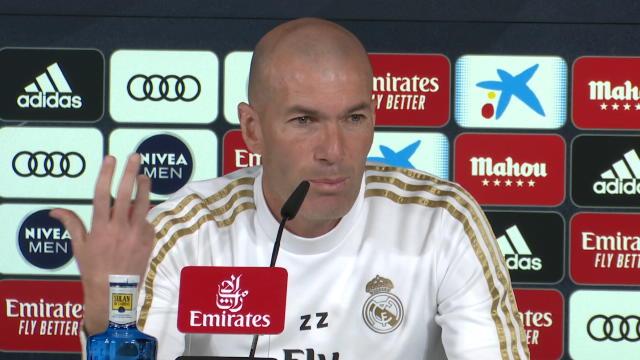 Real Madrid - Zidane regrette de ne jamais avoir disputé les JO