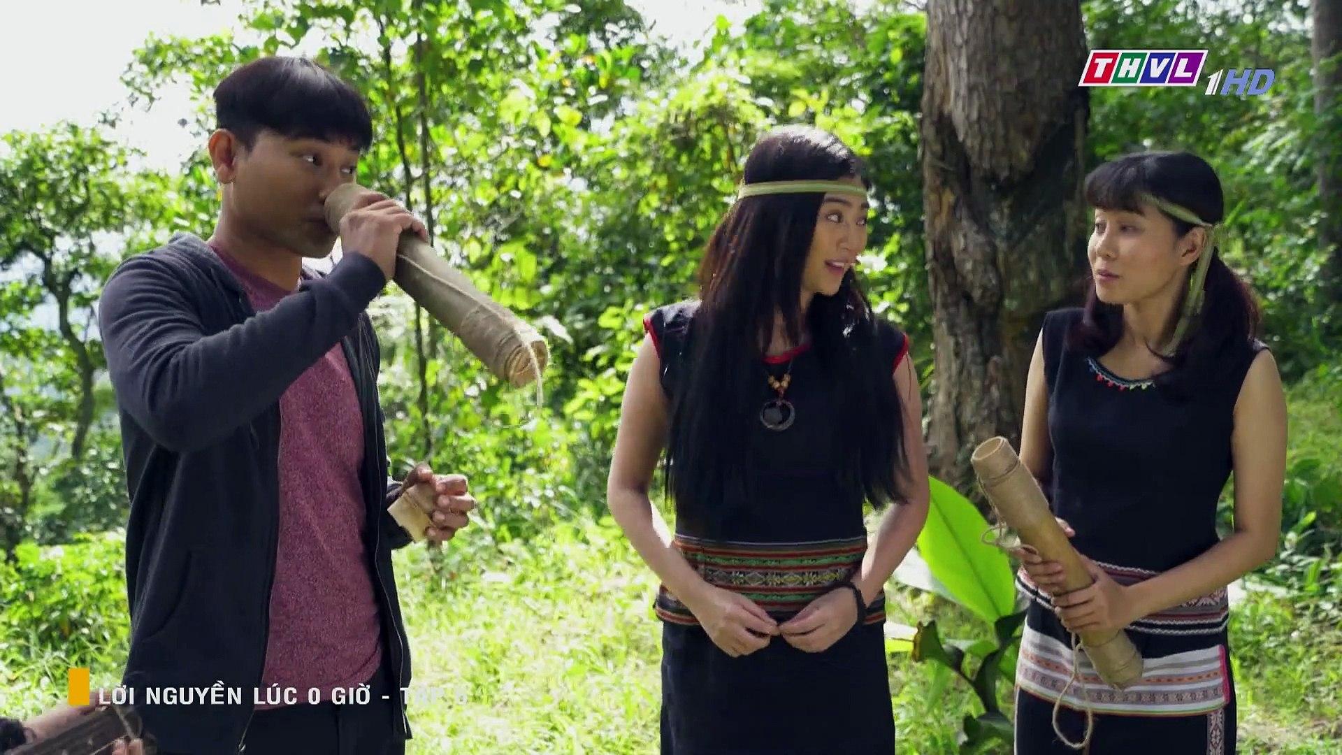 Lời nguyền lúc 0 giờ - Tập 5 FullHD - Phim Việt Nam 21-02-2020