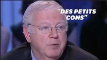 Michel Charasse, un politique à la gouaille et aux colères légendaires