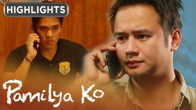 Chico, nakatanggap ng tawag tungkol kay Betty | Pamilya Ko