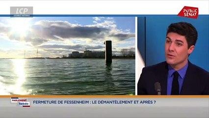 Aurélien Pradié : Nous sommes contre la fermeture de Fessenheim !
