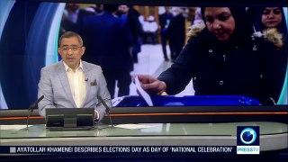 Iran leader calls election day national celebration
