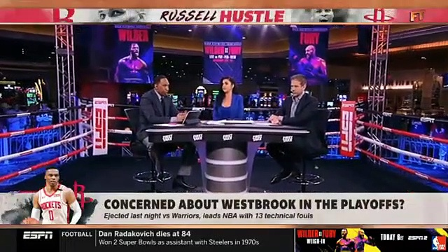 Tyson Fury First  Take 2/21/20