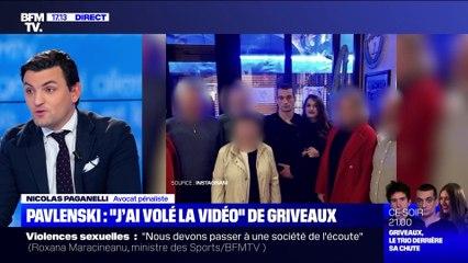 """Story 1 : """"J'ai volé la vidéo de Benjamin Griveaux"""", affirme Piotr Pavlenski - 21/02"""