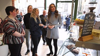 Our Favorite Travel Looks From Kate Middleton's Trip to Scotland and Northern Ireland