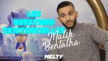 """Malik Bentalha - """"Sonic est tombé dans une marmite de makrout"""""""