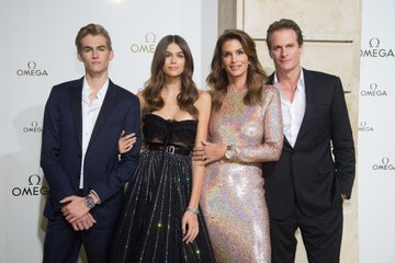 "Cindy Crawford Is ""Concerned"" About Son Presley Gerber After His Face Tattoo"