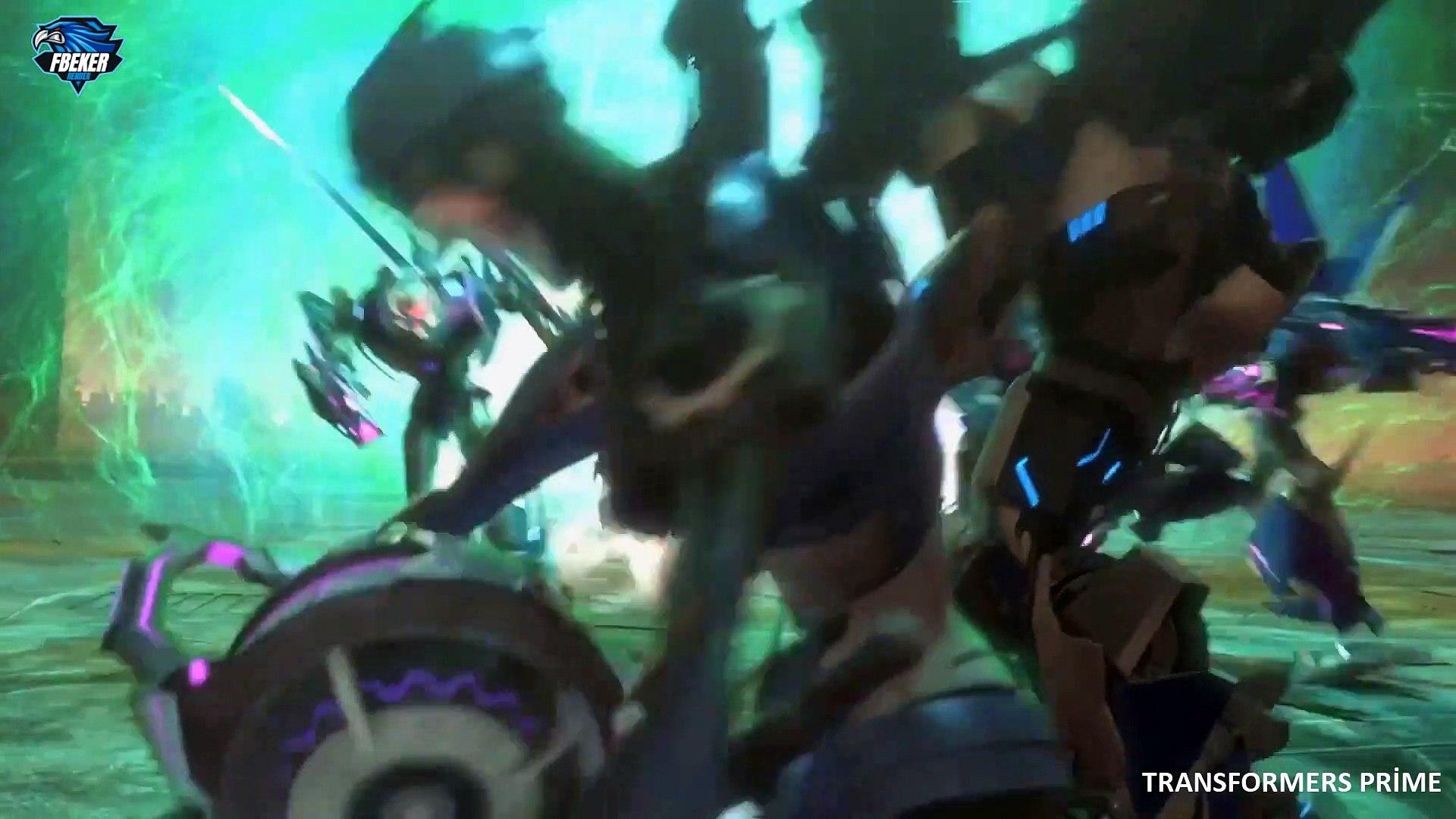 Transformers Prime 52.Bölüm En Karanlık Saat Full hd