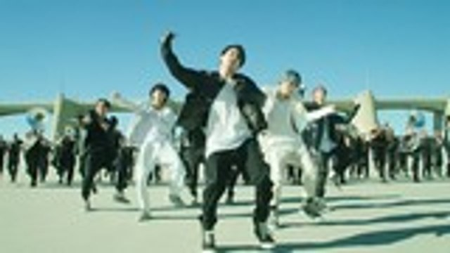 BTS Drop Explosive Music Video For New Single 'ON'   Billboard News