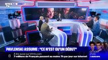 """Story 5 : """"Ce n'est qu'un début"""", assume Piotr Pavlenski - 21/02"""