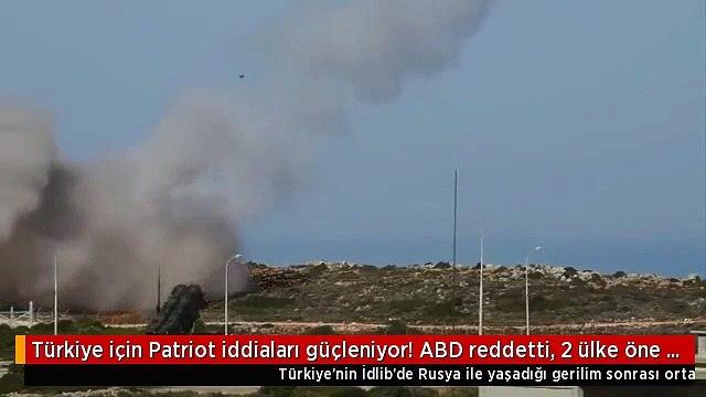 Türkiye için Patriot iddiaları güçleniyor! ABD reddetti, 2 ülke öne çıktı