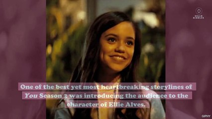 Jenna Ortega is totally against this You Season 3 fan theory about Ellie