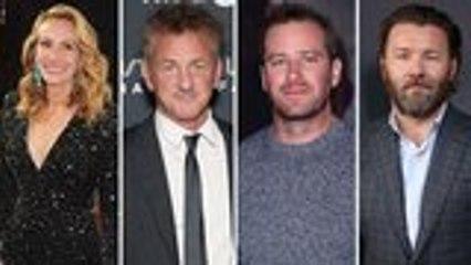 Julia Roberts, Sean Penn & More Attached to Star in Watergate TV Series 'Gaslite' | THR News