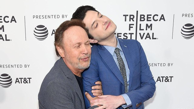 'Standing Up, Falling Down' Star Billy Crystal Says Ben Schwartz Is 'Stuck' With Him as a Friend