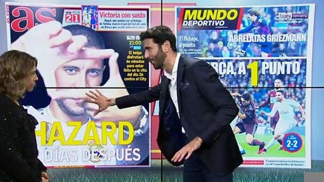 """El Equipe A : Retour sur le """"Barçagate"""" !"""
