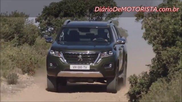 Apresentação Peugeot  LANDTREK 2021 - Verões e Opcionais