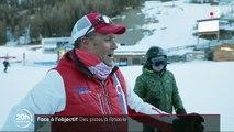 Agriculture : avec un agriculteur moniteur de ski