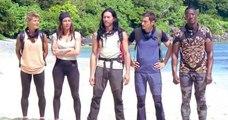 Koh Lanta L'île des Héros, épisode 1 : épreuve d'immunité, victoire des Jaunes