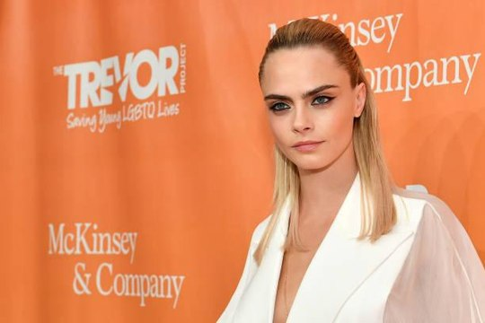 Eek, Cara Delevingne Just Very Publicly Called Out Justin Bieber