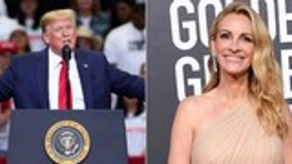 President Trump Slams 'Parasite' Best Picture Win, Julia Roberts Starring in Watergate TV Series & More   THR News