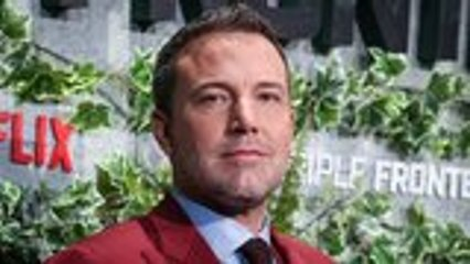 Ben Affleck On How Father's Alcoholism Influenced His Decision to Stay Sober For His Kids   THR News