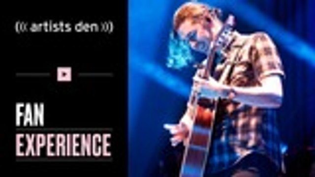 Hozier Fan Experience: Theatre at Ace Hotel   Artists Den