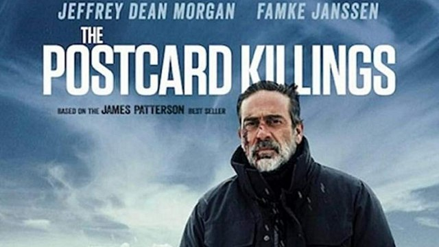 THE POSTCARD KILLINGS Movie (2020) - Jeffrey Dean Morgan,  Famke Janssen