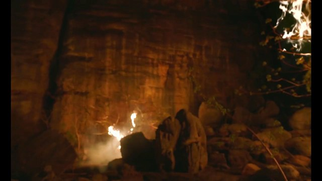 High Ground movie clip - Gutjuk meets Baywarra