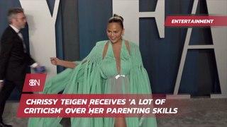 Chrissy Teigen Gets Judged