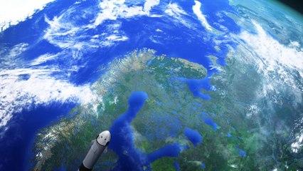 SpaceX launches 60 satellites into orbit