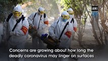 Here's how long coronavirus can survive on surfaces