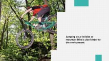 Fat Bikes and Mountain Bikes Can Take People Further Into the Unknown - RSD Bikes