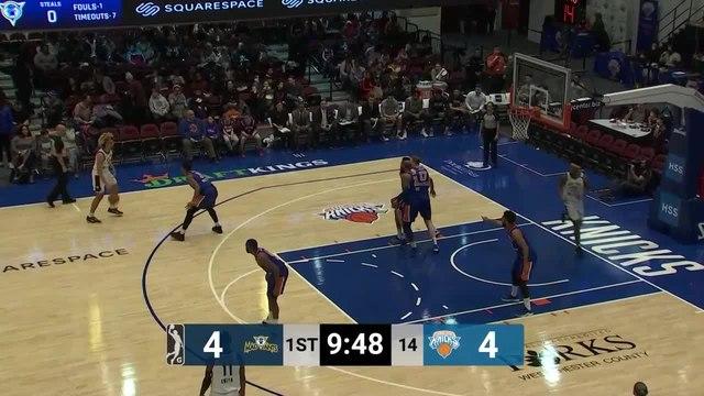 Ben Moore (16 points) Highlights vs. Westchester Knicks