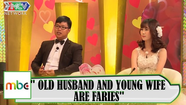 OLD HUSBAND AND YOUNG WIFE ARE FARRIES♀️ ♂️