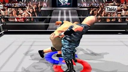 WWE Smackdown 2 - John Cena season #10