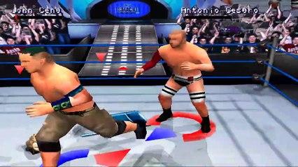 WWE Smackdown 2 - John Cena season #12