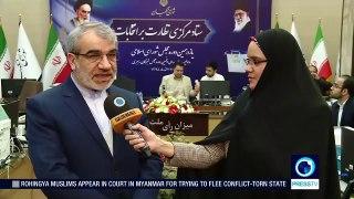 Vote counting underway across Iran