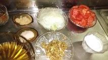 how to prepare chicken.chicken Qorma.simple preparation.