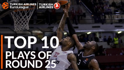 Regular Season, Round 25: Top 10 plays