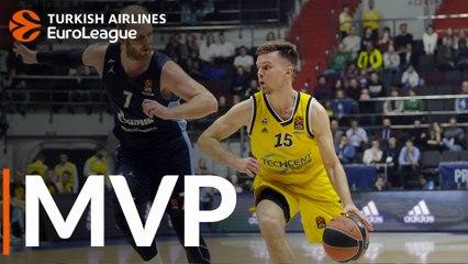 Round 25 MVP: Martin Hermannsson, ALBA Berlin