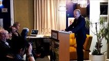 Forbach : Christian Peyron présente son programme au Mercure