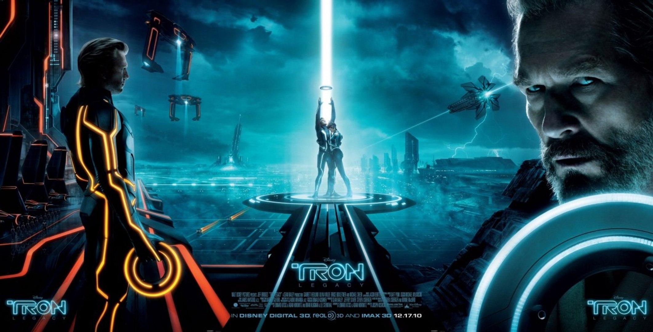 TRON L'HÉRITAGE Film