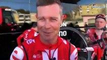 """Tour des Alpes Maritimes et du Var 2020 - Nicolas Roche : """"Je vais essayer quelque chose, je suis à 10km de la maison"""""""