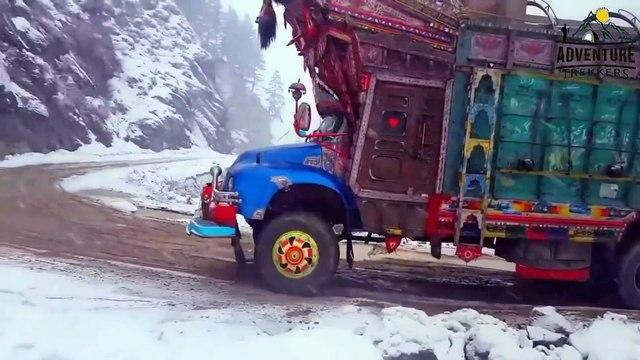 lowari pass Pakistan most dangerous road-2019