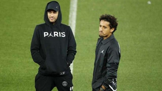 PSG : Marquinhos calme le jeu avec Neymar