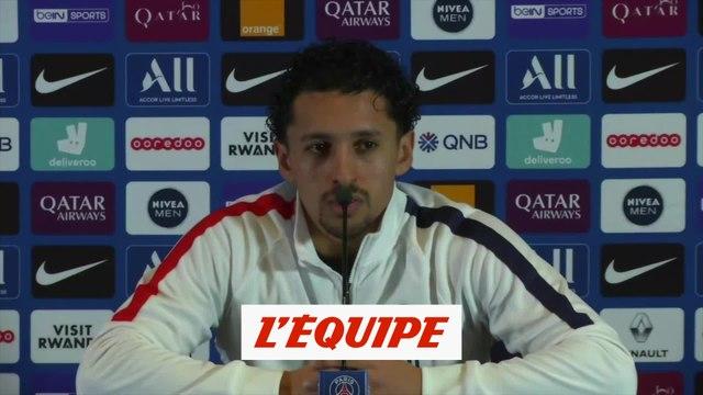Marquinhos contredit Tuchel au sujet de la « peur » des joueurs à Dortmund - Foot - L1 - PSG