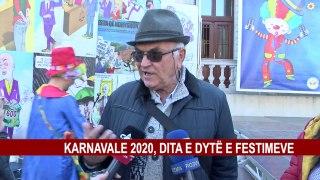 KARNAVALE 2020, DITA E DYTË E FESTIMEVE