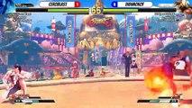SFV CE Ceroblast (Seth) VS Didimokof (Dhalsim) SF5