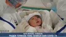 Bayi Berusia 17 Hari Sembuh dari Virus Corona