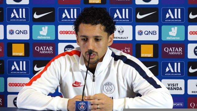 26e j. - Marquinhos : ''Thiago Silva ? Si je devais choisir...''